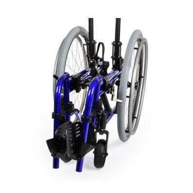 GS folding lightweight manual wheelchair