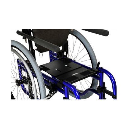 Zippie GS folding manual wheelchair