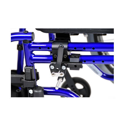 Zippie GS folding lightweight wheelchair
