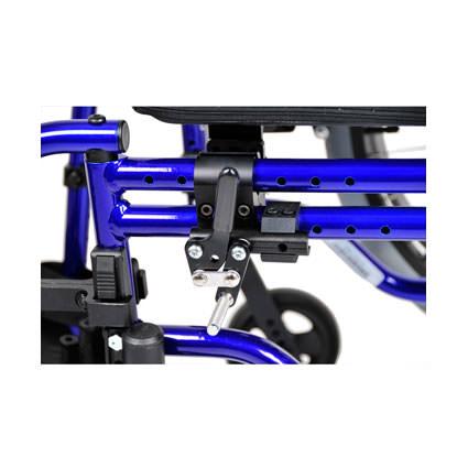 GS rigid lightweight manual wheelchair