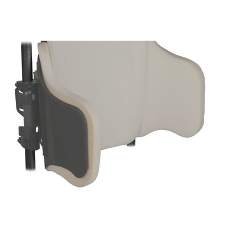 Focus point back pad