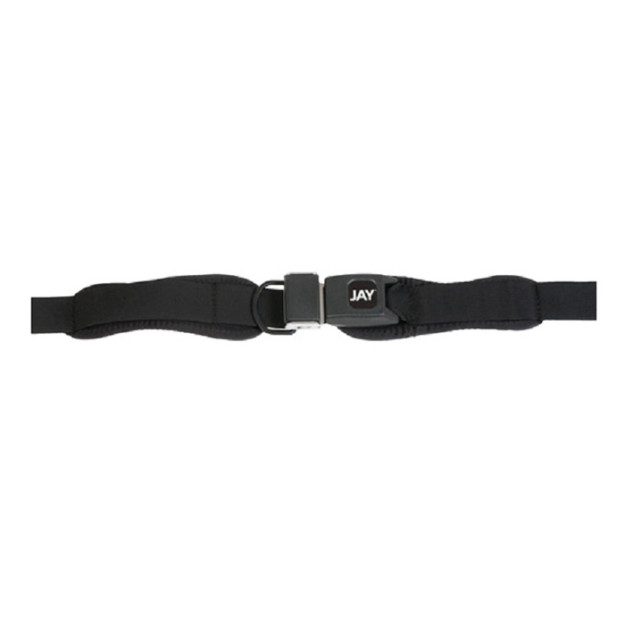 Jay 2 point pelvic belt with push button buckle - Padded