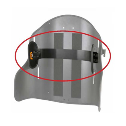 J3 posterior deep back cradle U lateral