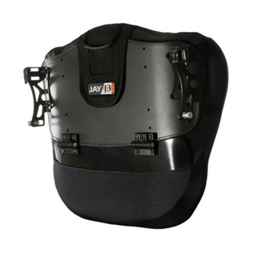 J3 heavy duty posterior backrest back view