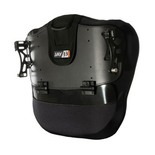 J3 heavy duty posterior backrest back view
