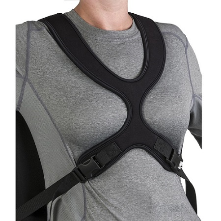 Jay contour style anterior trunk support