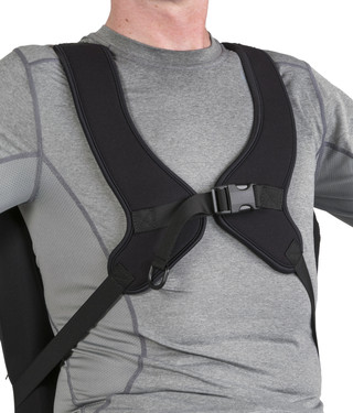 Jay center opening style anterior trunk support