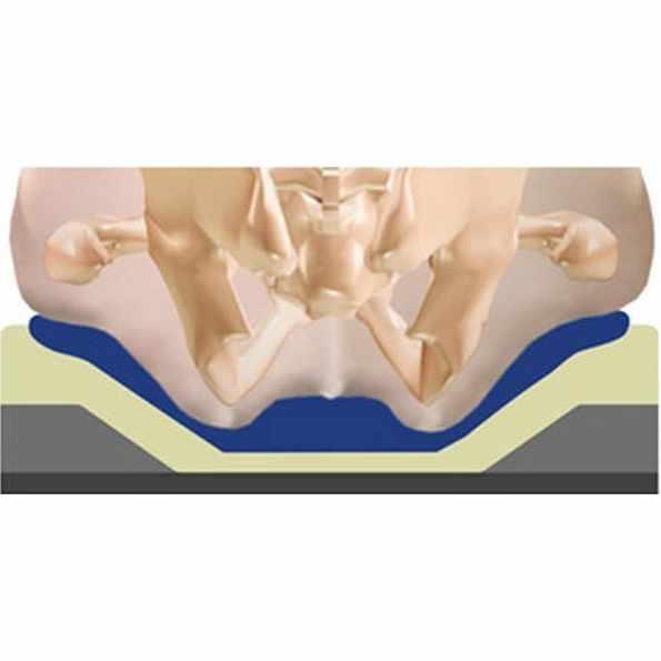 Jay Fusion Core adjustable cushion pad