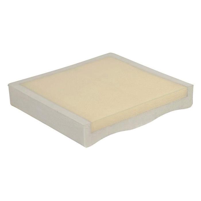 Go foam cushion base cutout view