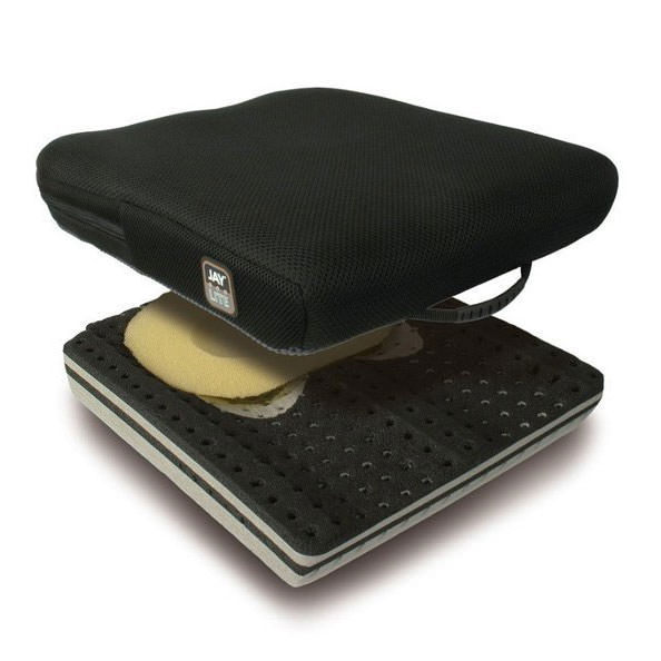 Lite skin protection and positioning cushion