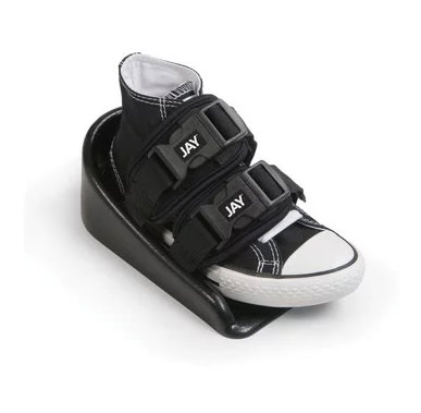 Jay shoe holder with padded strap