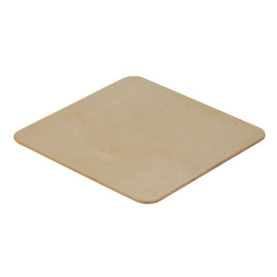Jay Solid Seat Insert Wooden