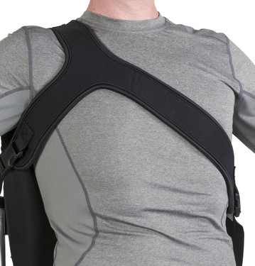 Jay Y style anterior trunk support