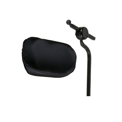 Whitmyer plush axys single pad headrest