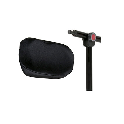 Jay Whitmyer plush pro single pad headrest system