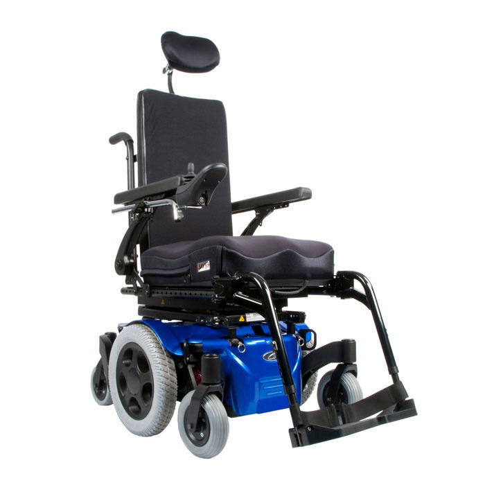 Quickie pulse 5 power wheelchair