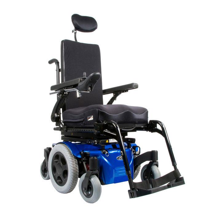 Quickie pulse 5 power wheelchair