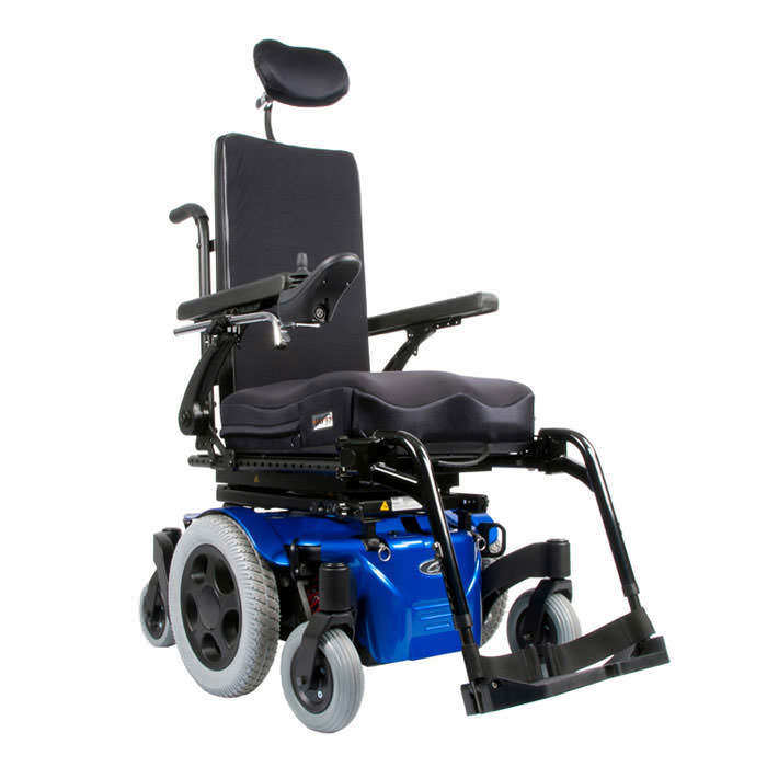 Quickie Pulse 6 power wheelchair