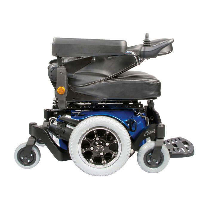 Pulse 6 power wheelchair