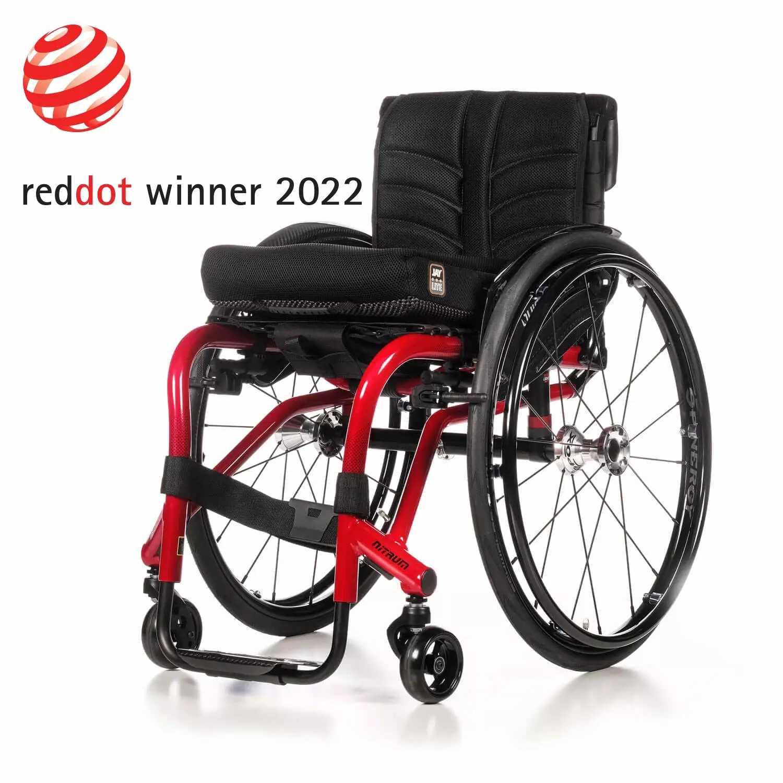 Quickie Nitrum Ultra-Lightweight Rigid Wheelchair | Sunrise Medical