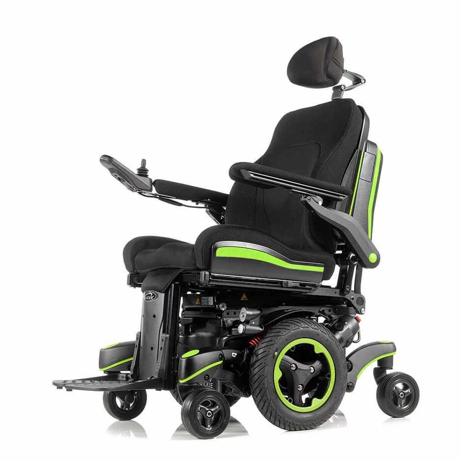 Quickie Q700 M Series power wheelchair