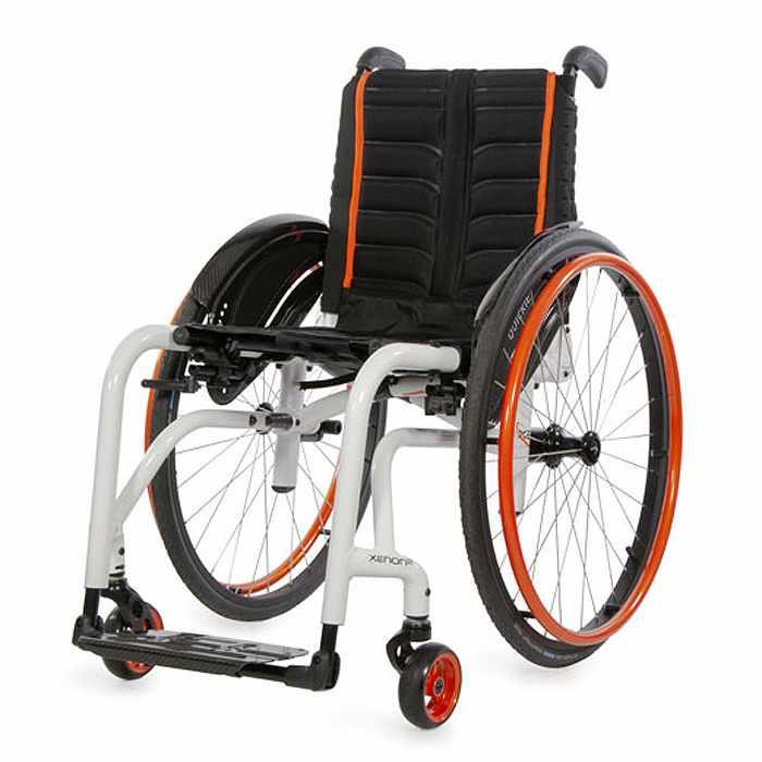 Quickie Xenon2 Hybrid Dual Tube Wheelchair