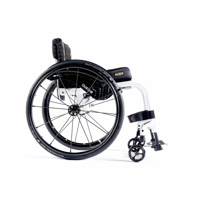 Quickie Xenon 2 Lightweight Folding Wheelchair   Fixed Front