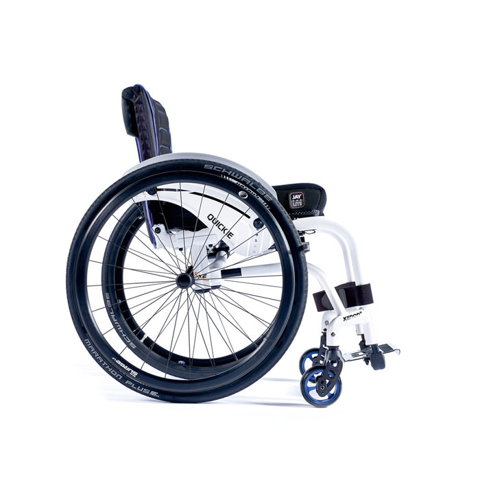 Quickie Xenon Lightweight Folding Wheelchair | XENON HYBRID