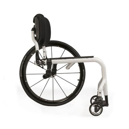 7R rigid ultralight manual wheelchair side view