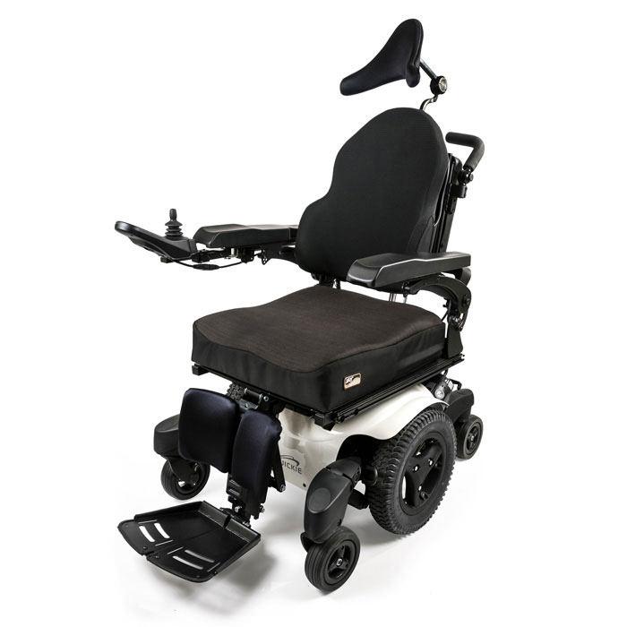 Quickie QM-710 power wheelchair