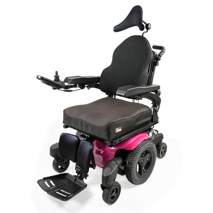 QM-710 power wheelchair