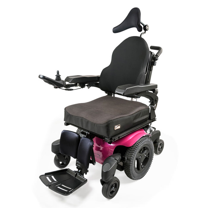 QM-715 heavy duty power wheelchair