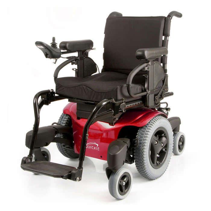 QM-720 power wheelchair