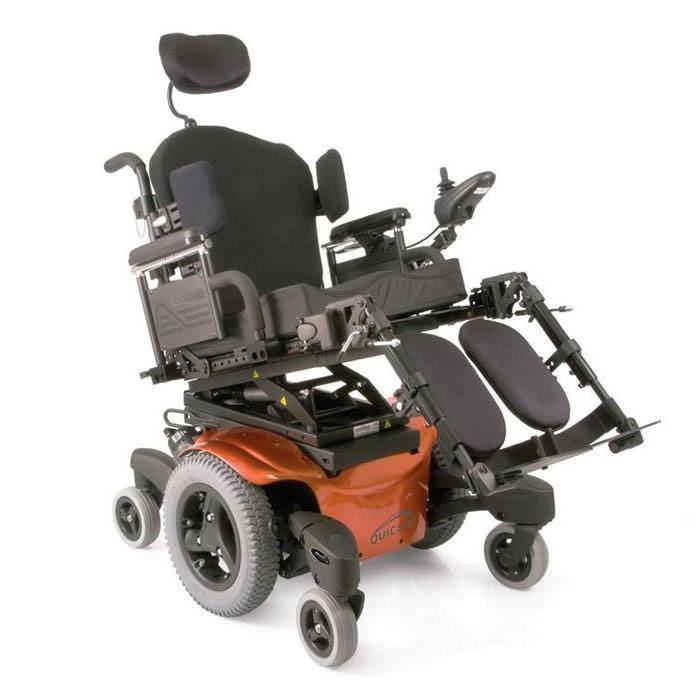 QM-720 wheelchair
