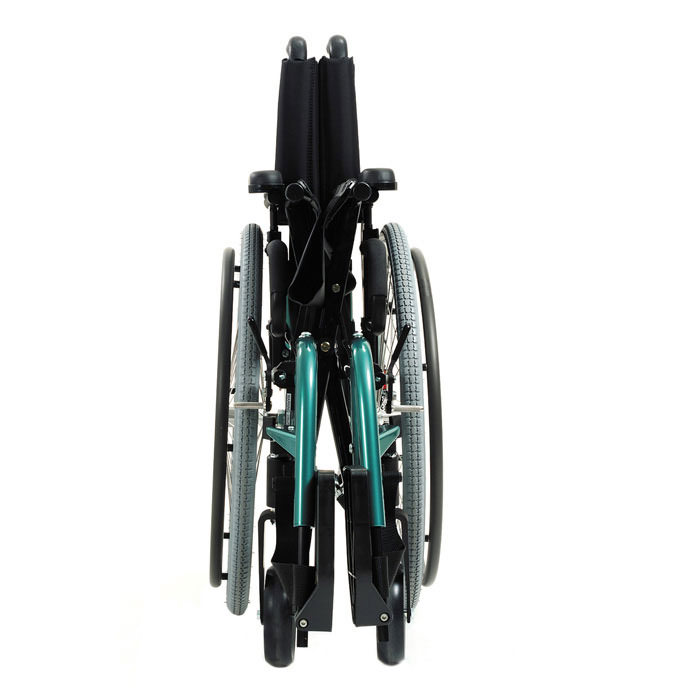 Quickie LXI wheelchair folded