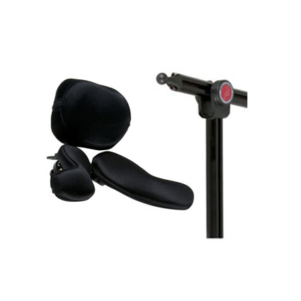 S.O.F.T. adult dual sub-occipital pro headrest