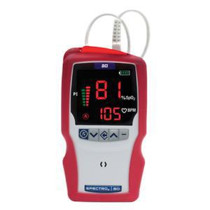 Smiths Medical Spectro2 30 Pulse Oximeter System with 3044S Adult Finger Sensor