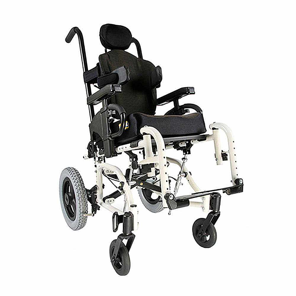 Zippie TS tilt folding wheelchair