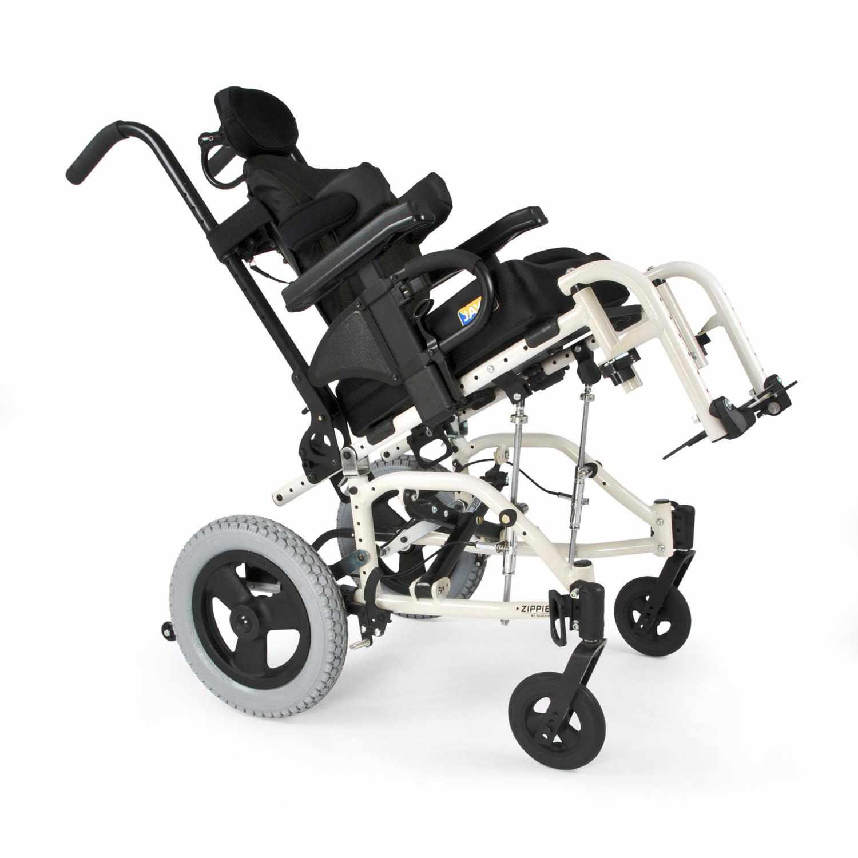 Zippie TS tilt folding manual wheelchair
