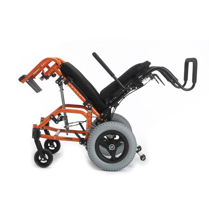 Zippie TS tilting wheelchair