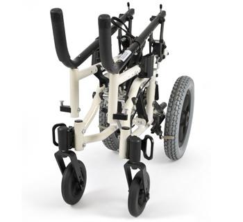 TS tilt folding manual wheelchair