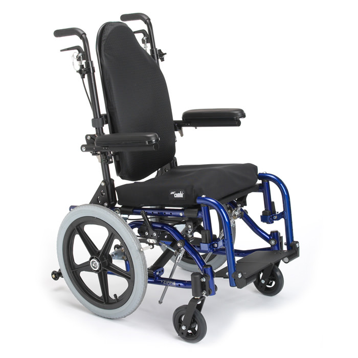 Zippie TS tilt rigid wheelchair