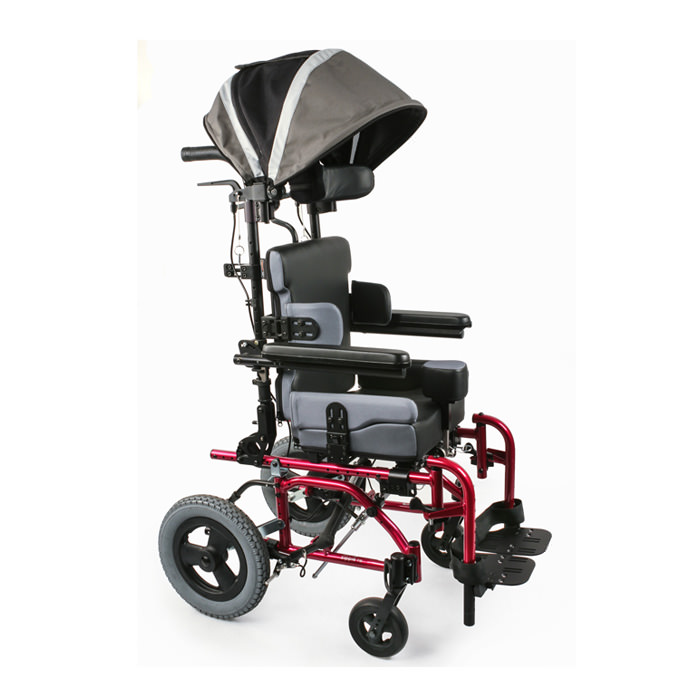 Zippie TS tilt wheelchair