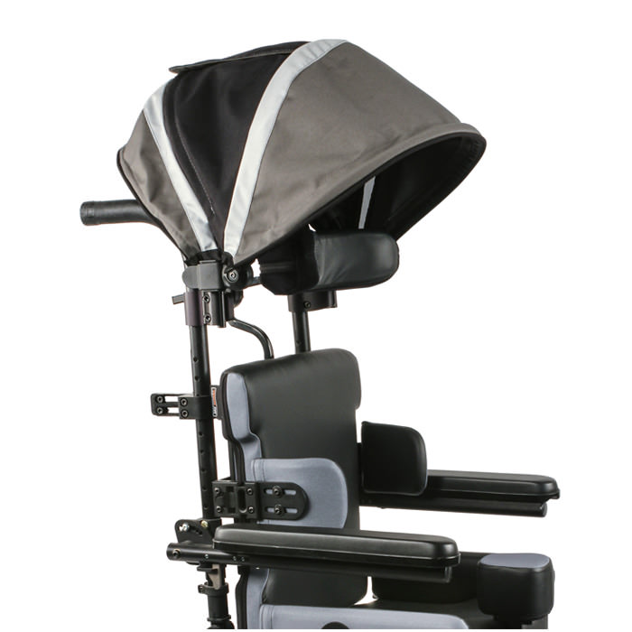 Zippie TS tilting wheelchair