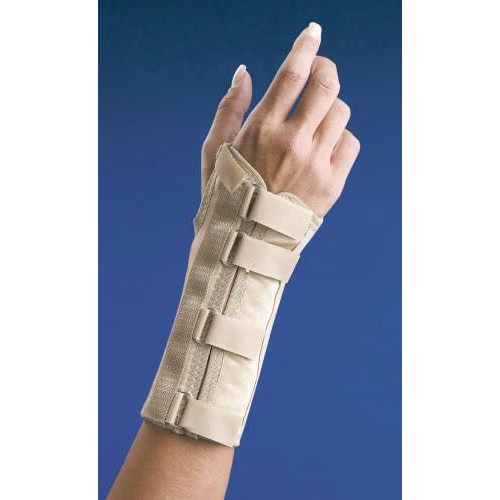 Soft Form Elegant Wrist Support Beige