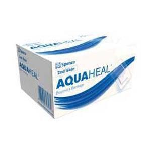 Spenco 2nd Skin Aquaheal Hydrogel Bandage, Sterile