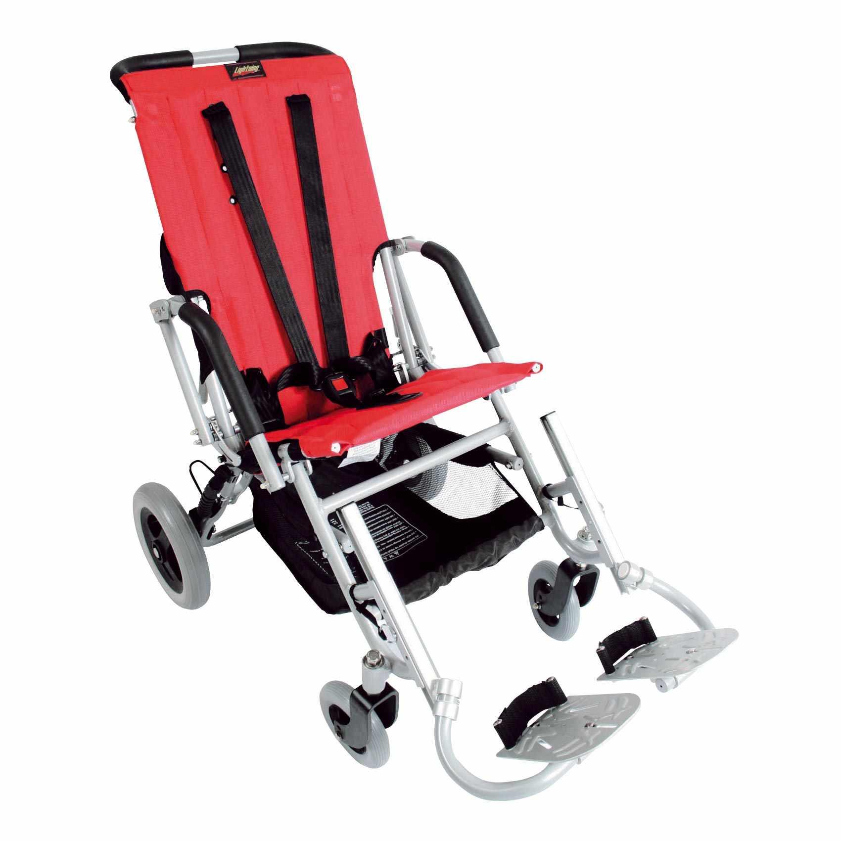 Stealth Lightning Standard Stroller