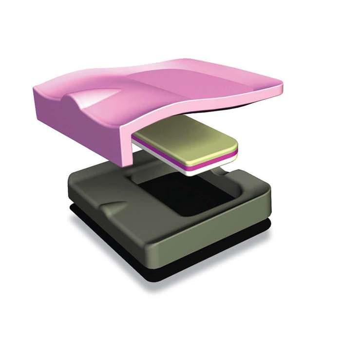 Stealth Spectrum Foam Wheelchair Cushion