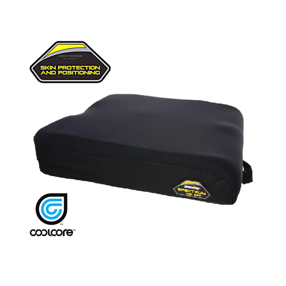 Stealth Spectrum Gel Wheelchair Cushion