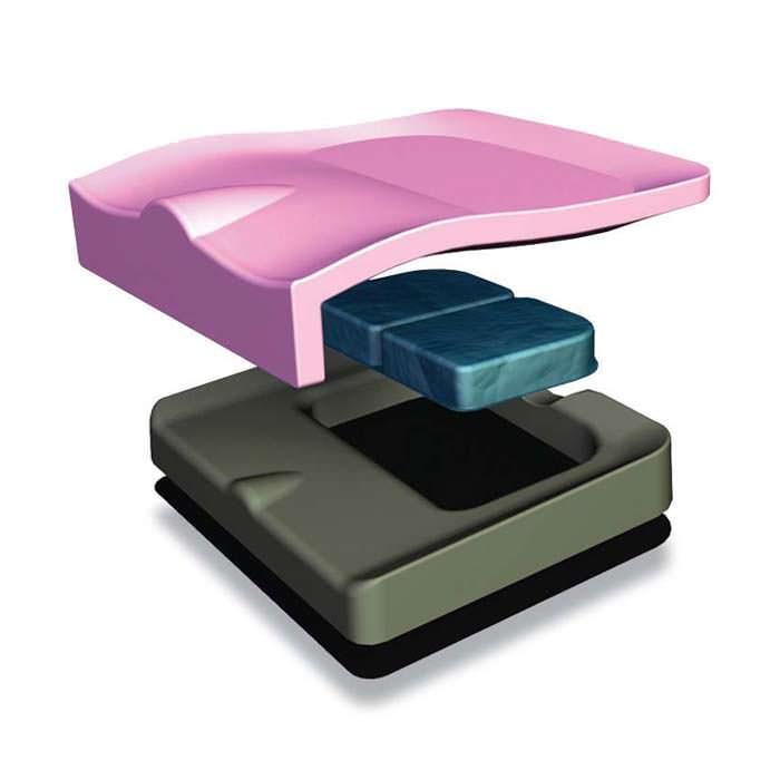 Synergy Spectrum Gel Cushion